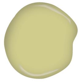 ben moore green hydrangea