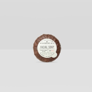 woodbury facial soap .75 oz 21 gram