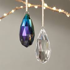 cb2 jewel glass drop